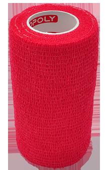 COPOLY tvarstis gyvūnų žaizdoms raudonas 10x450cm