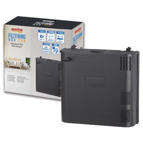 AMTRA BOX BLACK 150 filtro komplektas