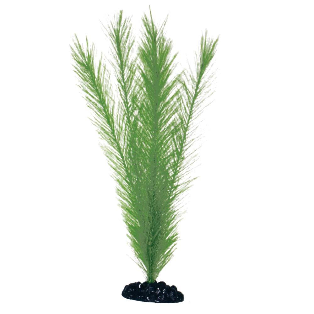 AMTRA BLYXA plastikinis augalas vidutinis 17cm