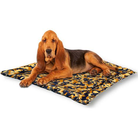 CROCI MAT BORDER vėsinantis kilimas su kraštais102x63cm