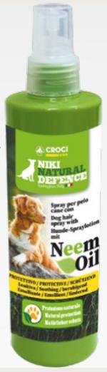 CROCI NIKI NATURAL DEFENCE nuo vabzdžių 250ml