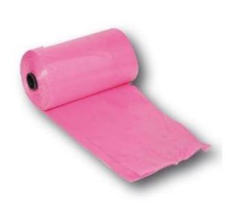 Higieniniai maišiukai šunims 3x20vnt. rožiniai