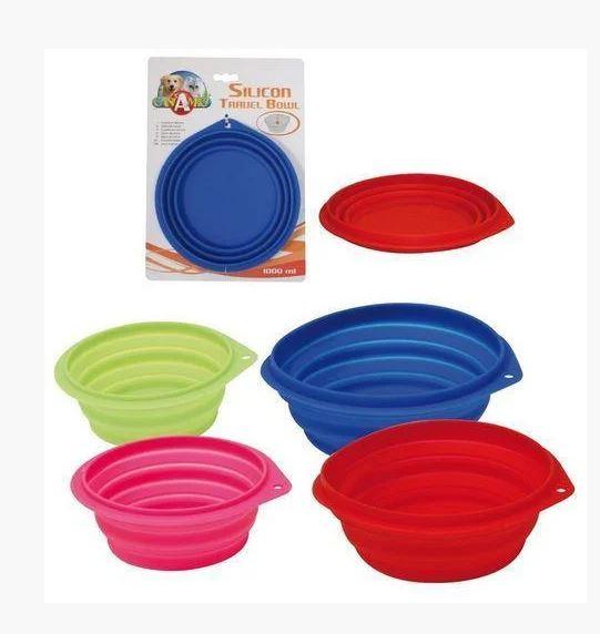 CROCI Travelling bowl dubenėlis 500ml