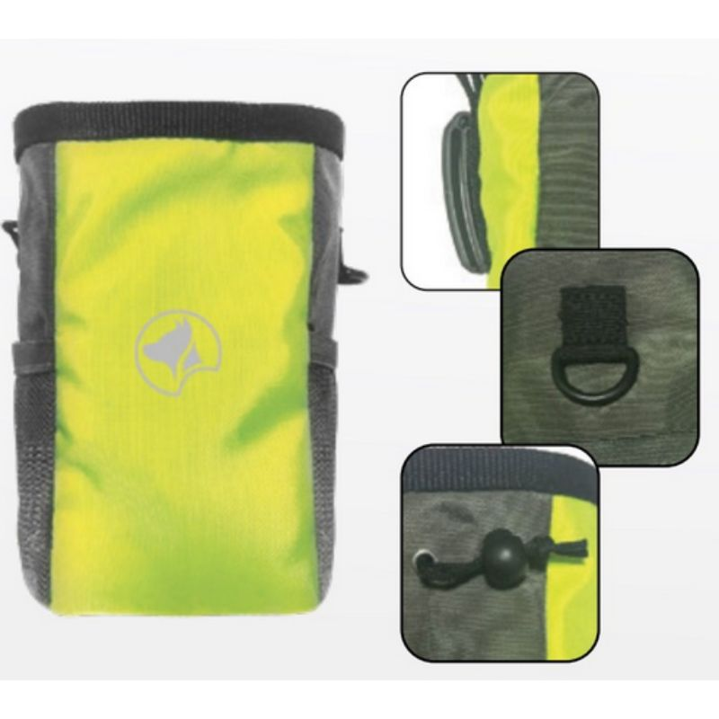 CROCI Training Bag skanukų krepšelis 10x18cm
