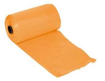 Higieniniai maišiukai šunims 3x20vnt, oranžiniai
