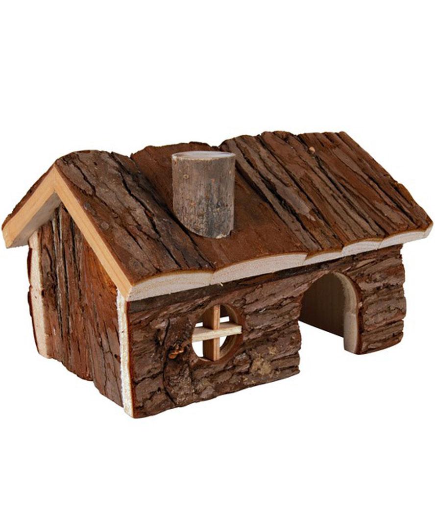 CROCI ELENA medinis namas graužikams 15x11x12cm