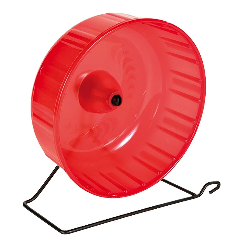 CROCI WHEEL plastikinis ratas graužikams 16x7cm