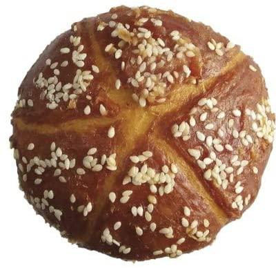 BAKERY BREAD ROLL duonelė su vištiena 100g