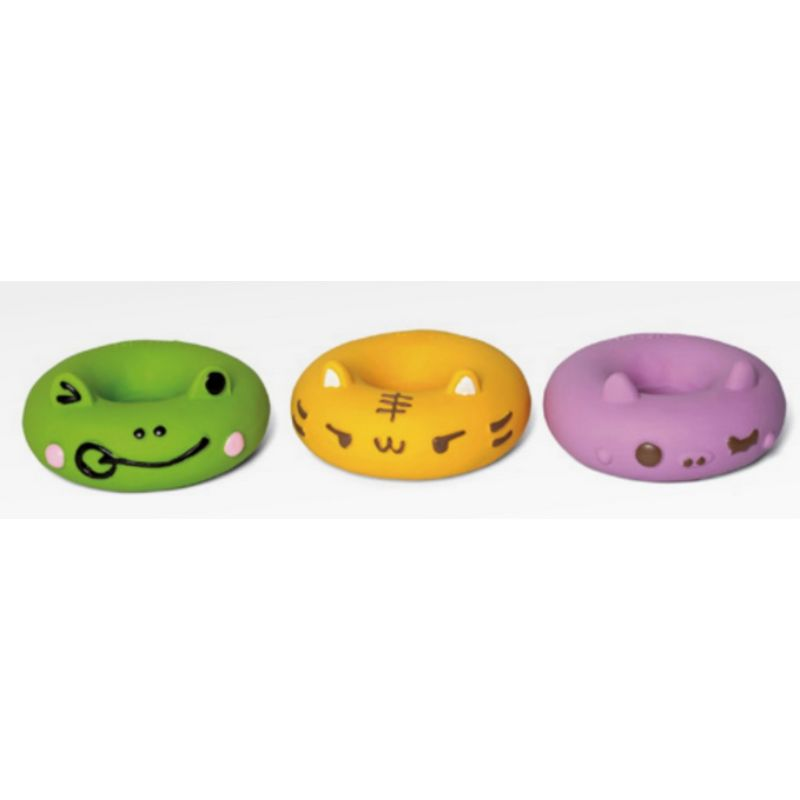 CROCI Latex Donuts gyvūnėlių spurga 10cm