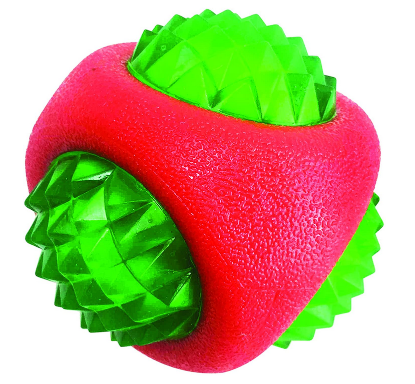 -25% CROCI Christmas Dental žybsintis kamuoliukas 7.7cm (Brokas nežybsi)