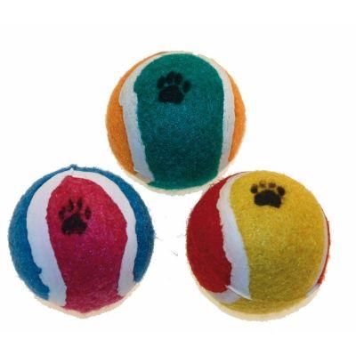 CROCI Mini Tennis mažas kamuoliukas katei 4.5cm