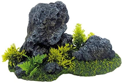 AMTRA dekoracija JAPAN sodas su akmenimis S