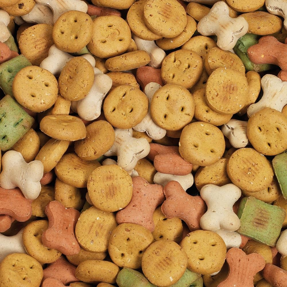 HIP-DOG Colourful Mix sausainiai 1kg