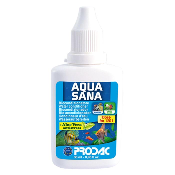PRODAC AQUASANA vandens kondicionierius 30ml/120l