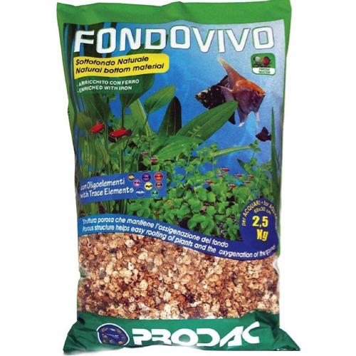 PRODAC FONDO VIVO 2.5kg