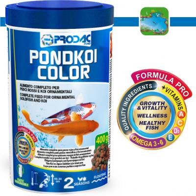 PRODAC PONDKOI COLOR pašaras tvenkinių žuvim 3.5kg