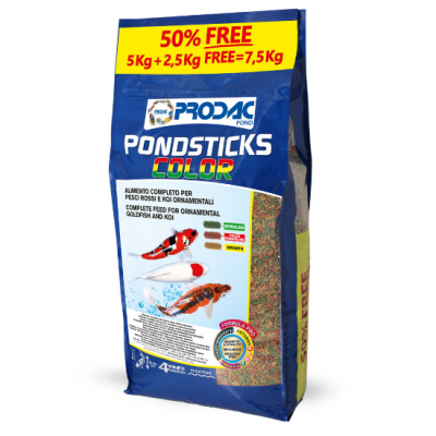 PRODAC PONDSTICKS COLOR 7.5kg