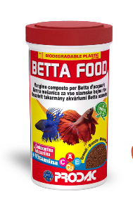 PRODAC BETTA FOOD granulės gaideliams 100ml 40g