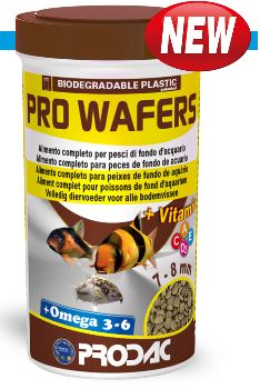 PRODAC Pro Wafers 7-8mm 100ml 50g
