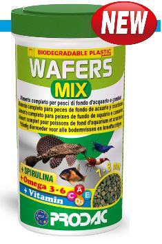 PRODAC Wafers Mix 7-8mm 100ml 50g