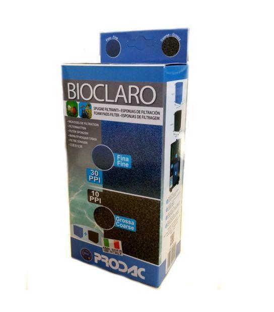 PRODAC Bioclaro 10x10x6.5cm kėmpinės 2vnt