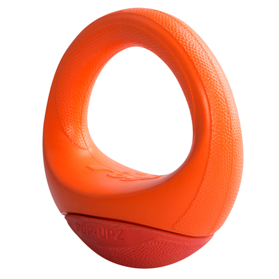 Rogz Pop-Upz Orange Med/Large 14.5cm