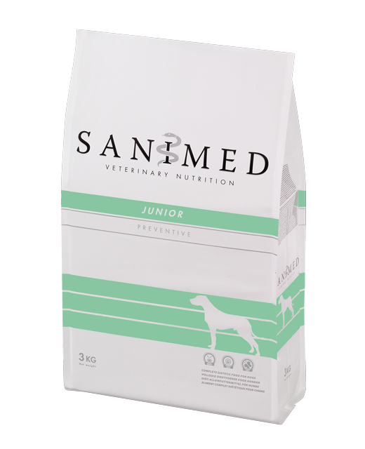 SANIMED Junior šunims 3kg