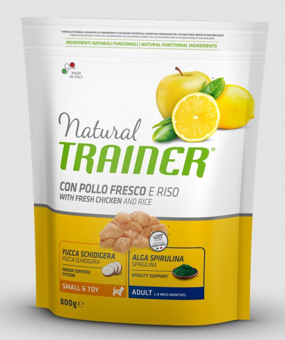 Trainer Natural ADULT MINI (Vištiena) 800g