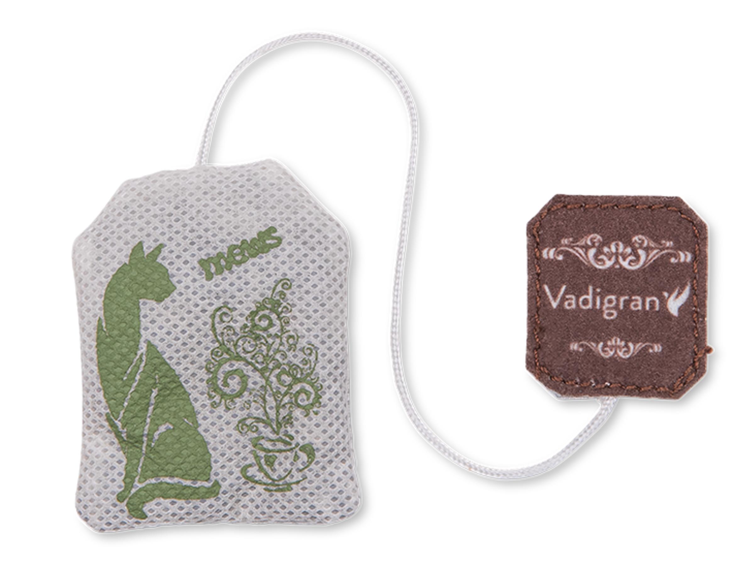 VDG Tea Bag žaislas katėms su katžole 23cm