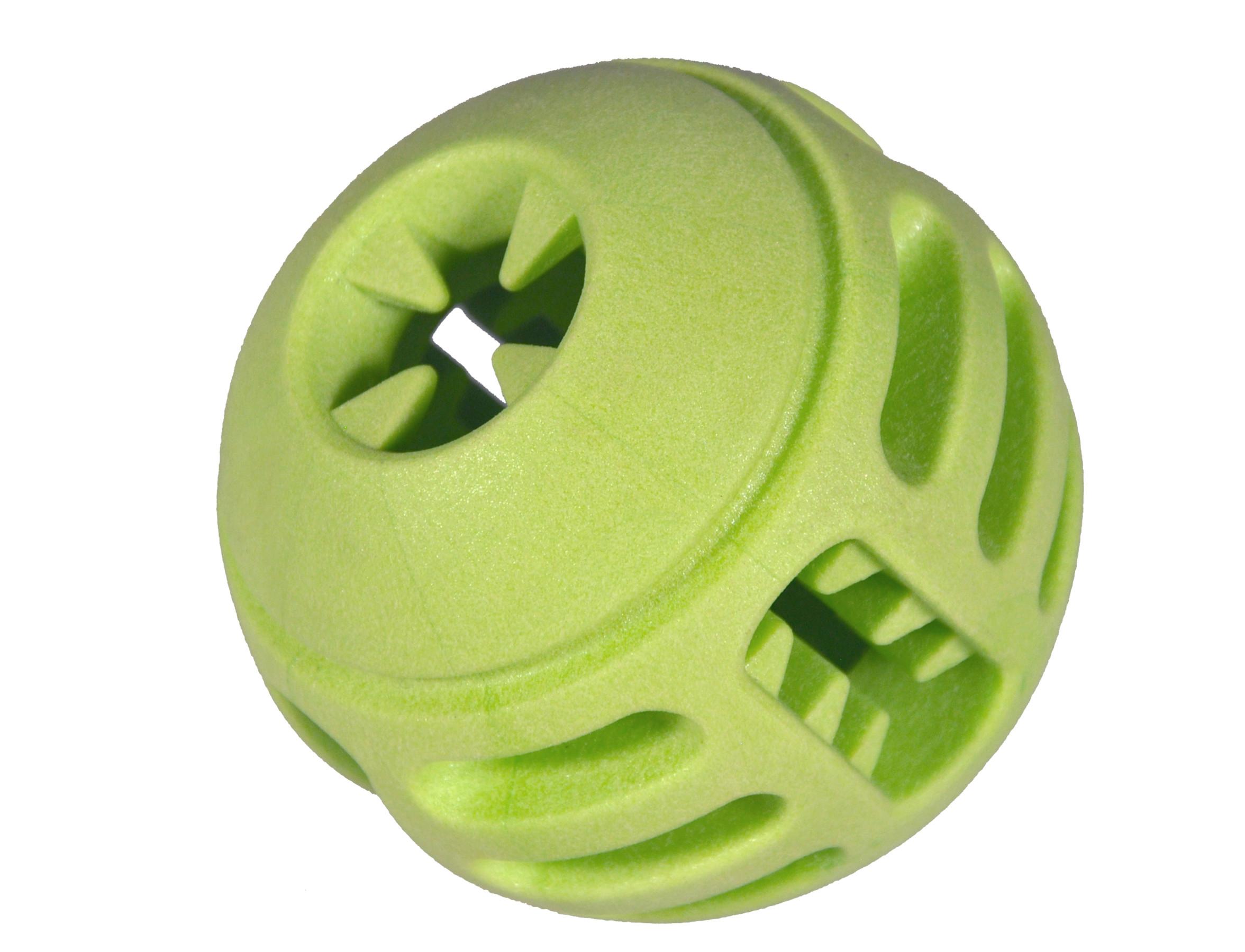 VDG TPR Aplle Green Ball kamuoliukas šuniui 8cm