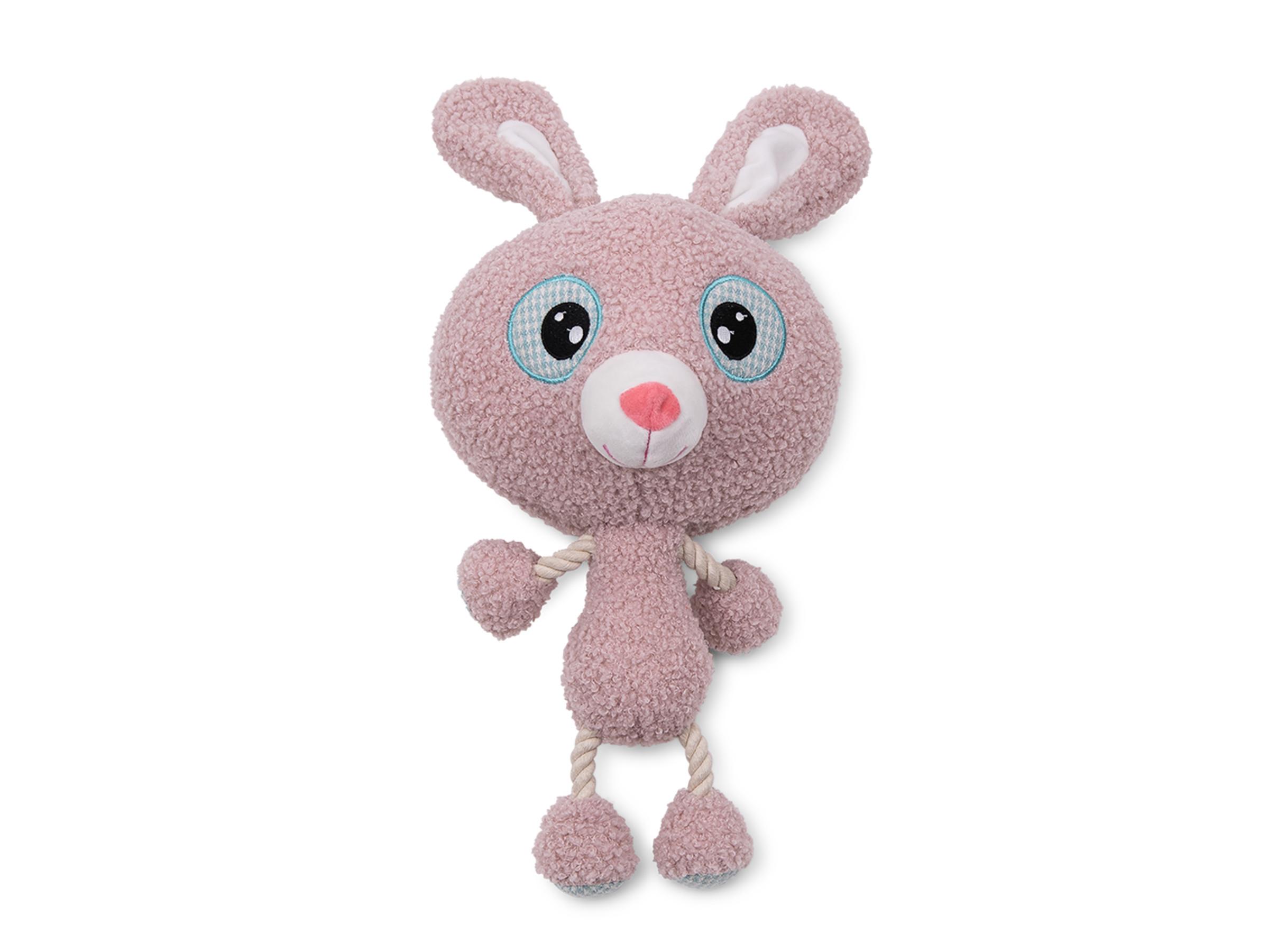 VDG Plush Rakki Rabbit pliušinis triušis šuniui 30cm