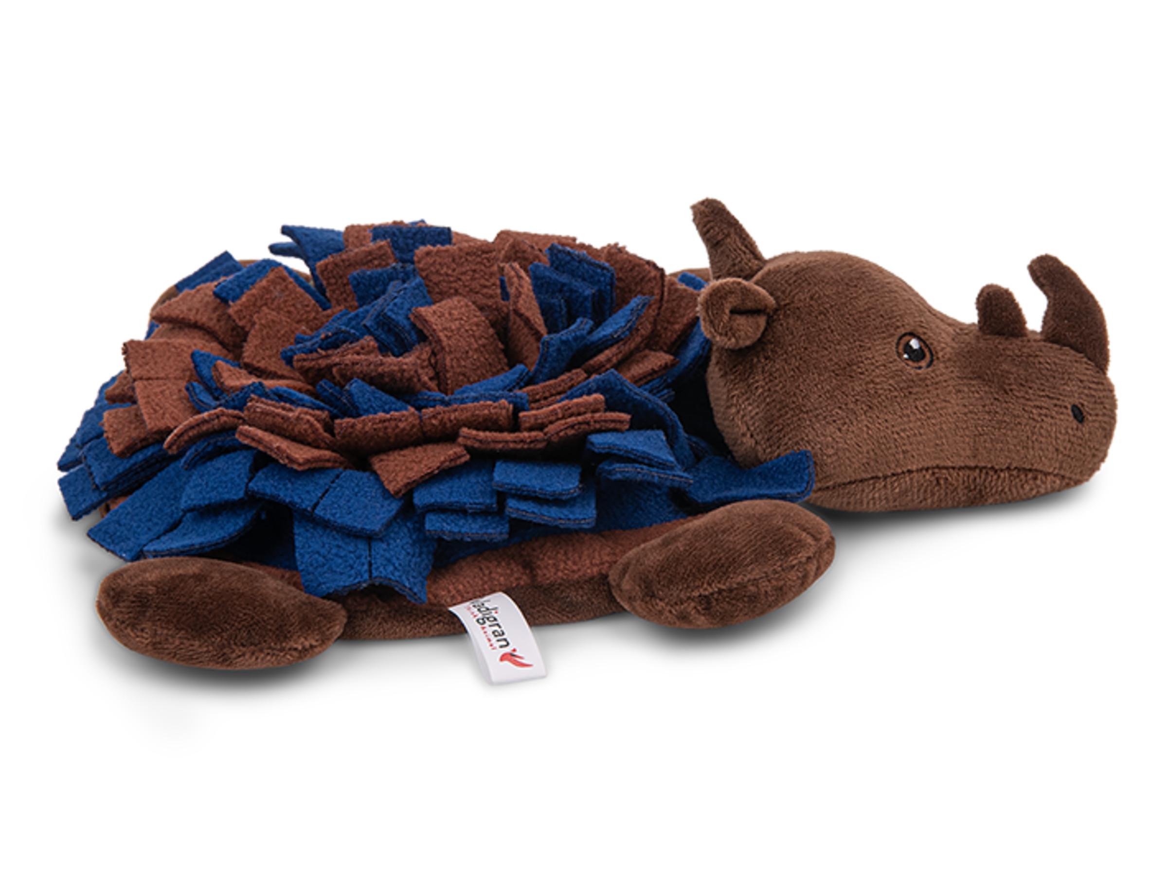 VDG Rhinoceros interaktyvus pliušinis raganosis 27cm
