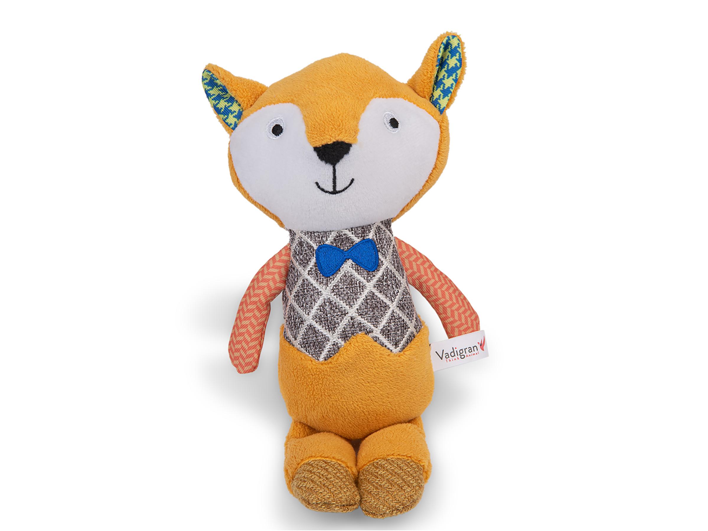 VDG Fancy Fox pliušinė lapė šuniui 24cm