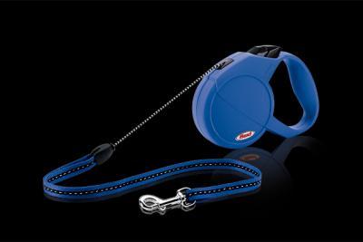 FLEXI CLASSIC (M) 5m mėlynas iki 20kg