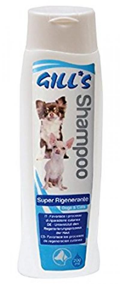 GILL'S SUPER REGENERATING šampūnas (atstatantis) 200ml