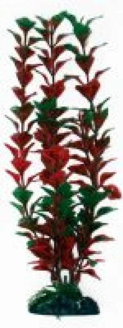 AMTRA LIUDWIGIA plastikinis augalas vidutinis 17cm