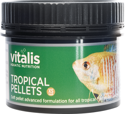 VITALIS Tropical Pellets (S) 1.5mm 60g