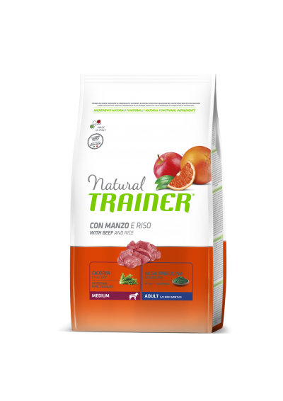 Trainer Natural ADULT MEDIUM (Jautiena) 3kg