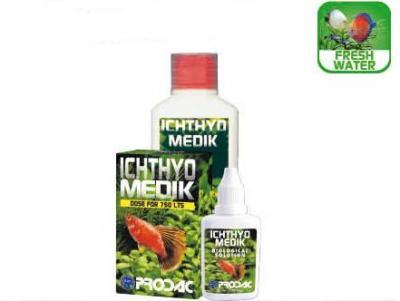 PRODAC ICHTHYOMEDIK 30ml/850l