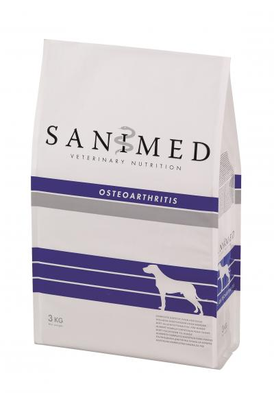 SANIMED Osteoarthritis šunims 3kg