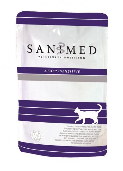 SANIMED Atopy/Sensitive katėms 100g