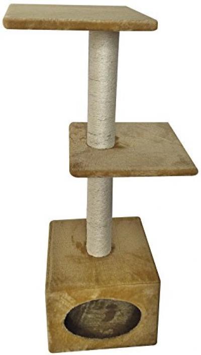 CROCI MUNIC smėlio sp draskyklė katėms 35x35x103cm