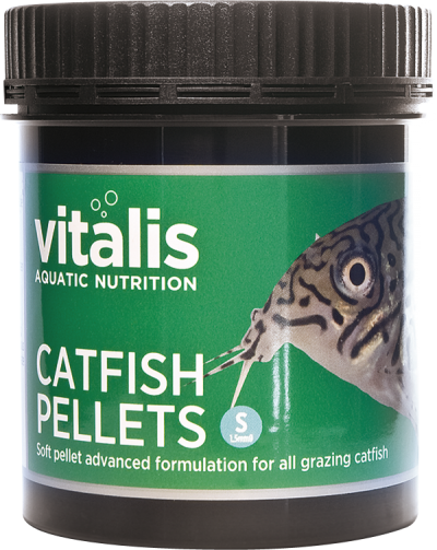 VITALIS Catfish Pellets (S) 1.5mm 60g