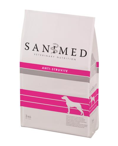 SANIMED Anti-Struvite šunims 3kg