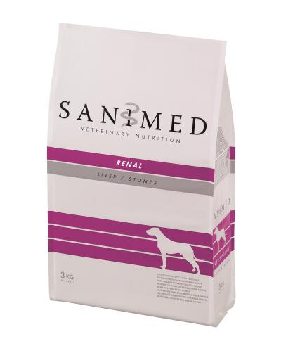 SANIMED Renal šunims 3kg