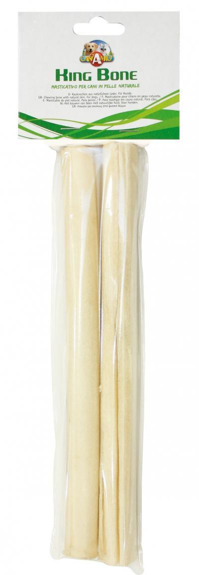 King Bone Ritinėlis baltas 25cmx2vnt