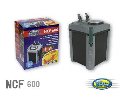 AQUA NOVA išorinis filtras 600l/h