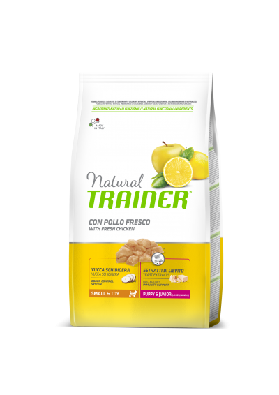 Trainer Natural PUPPY MINI (Vištiena) 2kg