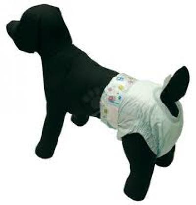 CROCI Dog Nappy sauskelnės šunim XL 10-18kg