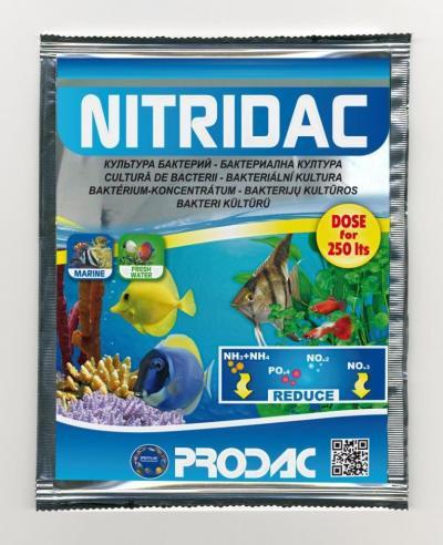 PRODAC NITRIDAC suardyti organines medžiagas ir perdirbti amoniaką 25ml